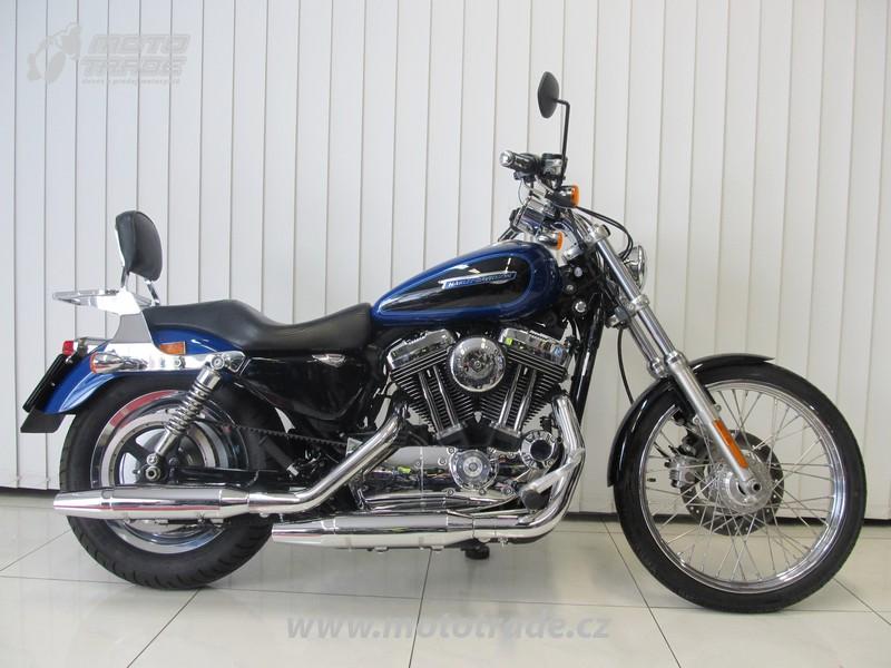 d4a3b1cb15 Harley Davidson XL 1200 C