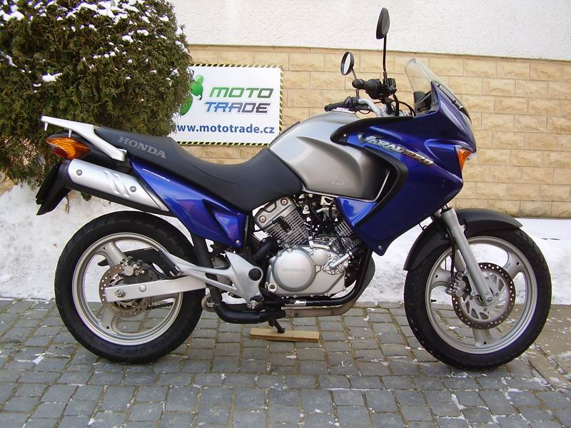Moto honda xl 125