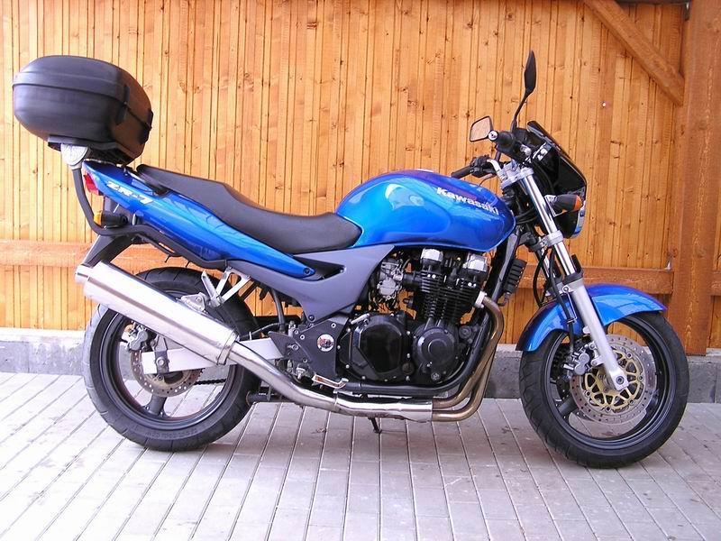 ZR 7 Kawasaki Jack Up Kit bikefarmMV