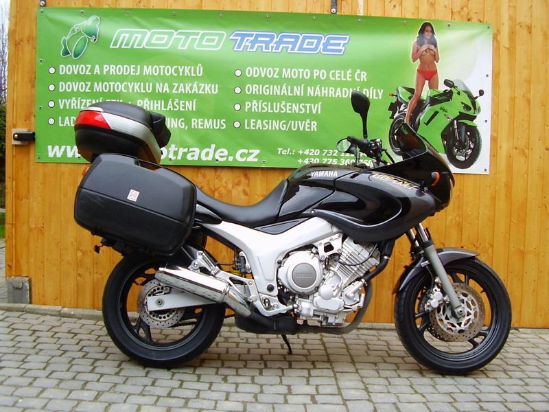 moto trade   yamaha tdm 850